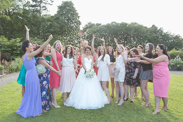 Shortflatt Tower Wedding, Joanne McNeil Photography