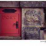 Portrait of a post box – creative project