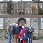 Family Portrait – Three Generations at Wallington, Northumberland