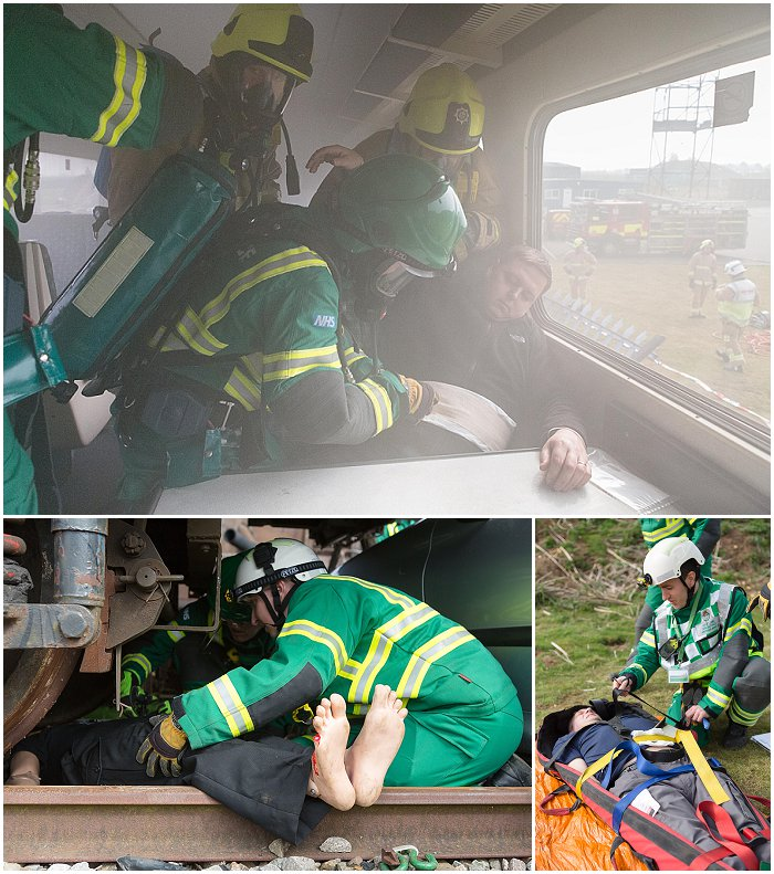 Commercial Photography, Public Sector, Emergency Services, NARU, HART