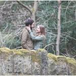 Jess and Mark – Jesmond Dene Engagement Shoot – Newcastle Wedding Photographer