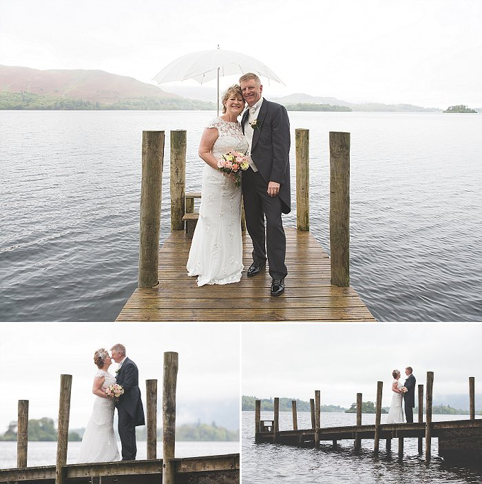 Lake District Wedding Photographer Lodore Falls