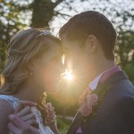 Spring Wedding at The Alnwick Garden Northumberland